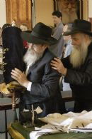 Torah Writing Ceremony