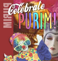 Celebrate Purim (190 Pixels)