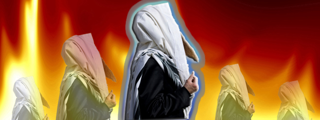 Laws & Customs: Yom Kippur Climax