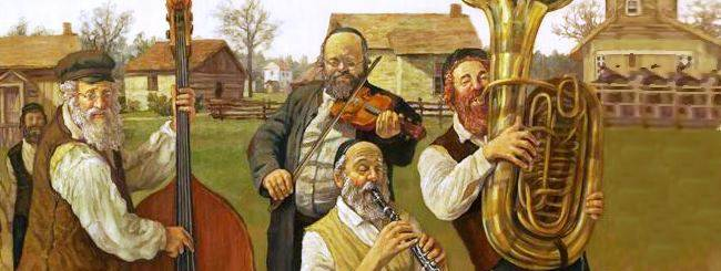 What the Rebbe Taught Me: The Origins of Jewish Music