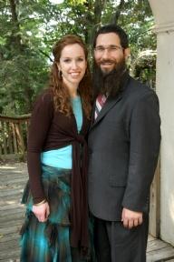 A Message from Rabbi Shmaya & Miriam Krinsky