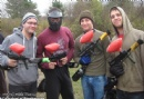Paintballing '12