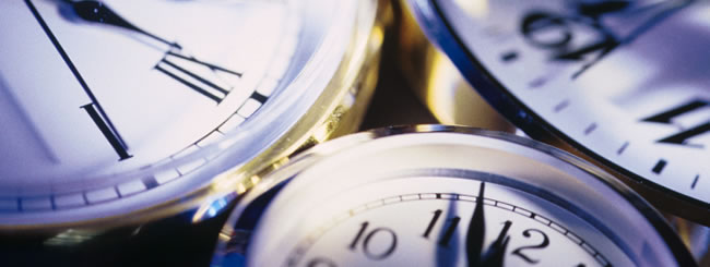 Day Eight (Deuteronomy 15:19 - 16:17): It's All About the Timing