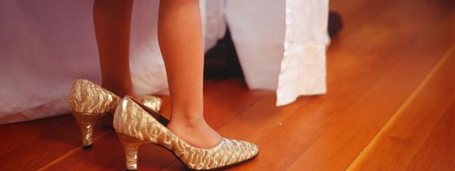 Vie quotidienne: À l'aise dans ses chaussures