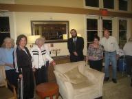 Chanukah for seniors '12