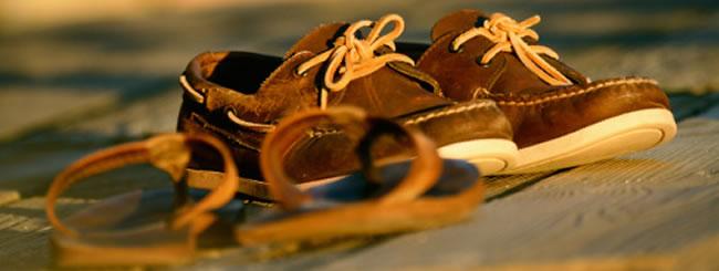 Gedanken: Keine Ruhe wegen der Schuhe