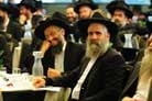 Chassidic Leaders Gather in Israel, Defying Winter Storm
