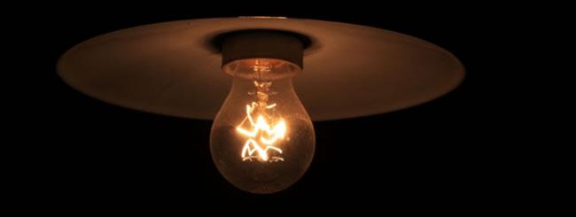 Gedanken: Ein Lichtstrahl