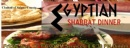 Egyptian Shabbat Dinner with Recipes