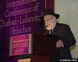 Rabbi Yehudah Krinsky