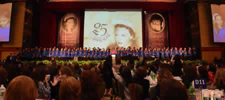 More than 3,000 women from around the world gathered for the four-day International Conference of Chabad-Lubavitch Women Emissaries.
