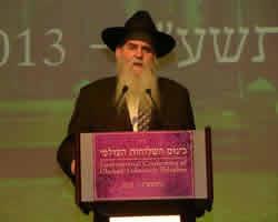 Rabbi Moshe Kotlarsky