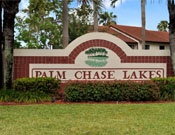 Palm Chase Lakes