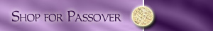 Shop For Passover (Purple)