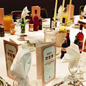1st Pesach Seder at Tokyo American Club (English)