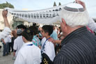 A Grand Day at the Western Wall, and in the Lives of Orphaned Boys