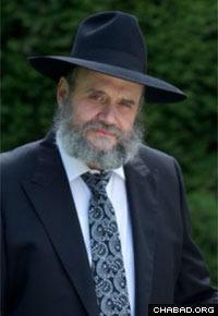 Rabbi Lipa Dubrawsky
