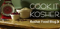 Cook It Kosher - Food Blog