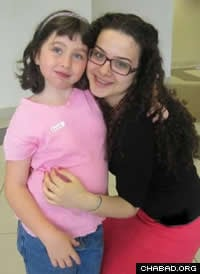 Camper and counselor at Camp Gan Israel-Dollard Jewish Day Camp