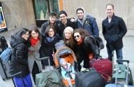 ASB Album #1: NYC pre trip + Poland!