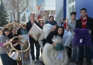 ASB Album #3: Shopping to decorate orphange