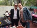 Lag B'Omer BBQ in Windsor Terrace