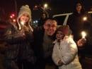 Chanukah Menorah Lighting 2012