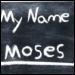 ¿Cuál es el verdadero nombre de Moisés?