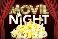 Movie Night with the Bochurim