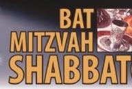 Bat Mitzvah Shabbaton