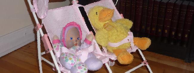 הילדה שלי אוהבת בובה מרופטת, אבל לי זה ממש הפריע