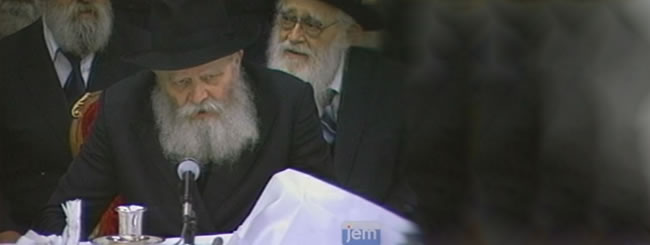 The Rebbe on Passover: All Are Welcome on Passover