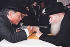 Friends and Admirers Recall Legacy of Sami Rohr at First Yahrtzeit
