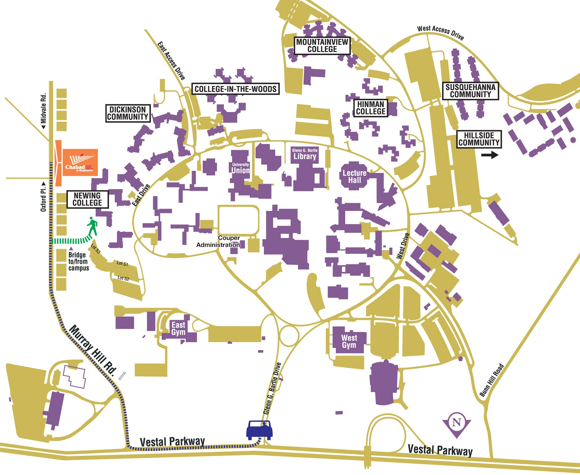Campus Map to chabad.jpg