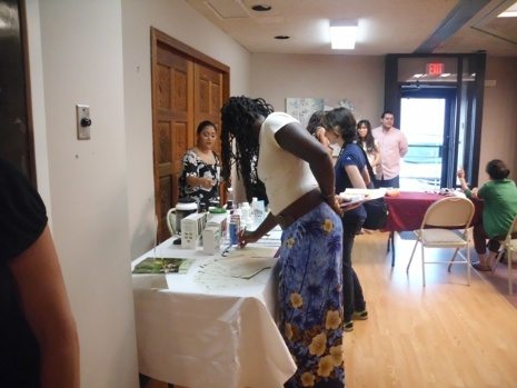 Community Health Seminar & Mammography Van