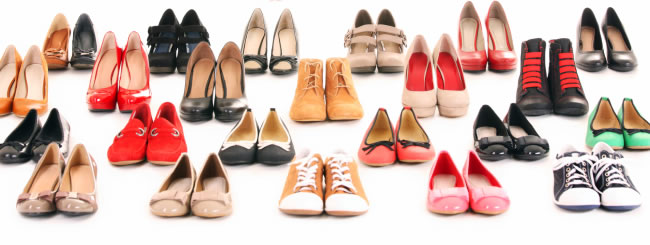 Ciclo da Vida: Os Sapatos de um Falecido