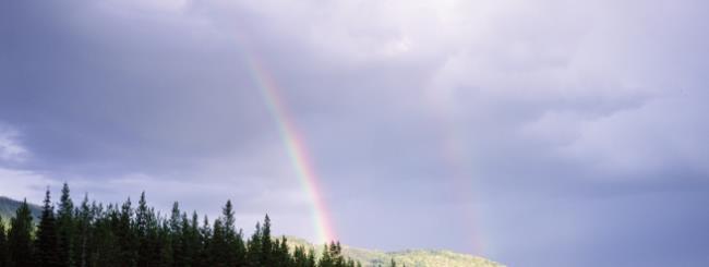 Paracha (Torah hebdomadaire): Quelle bénédiction dit-on en voyant un arc-en-ciel?