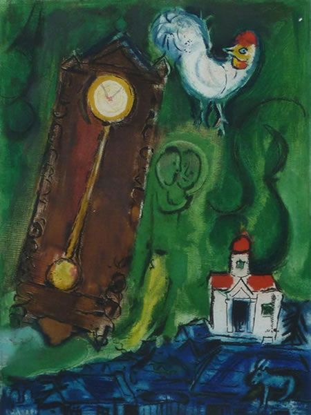 Image Source: Chagall