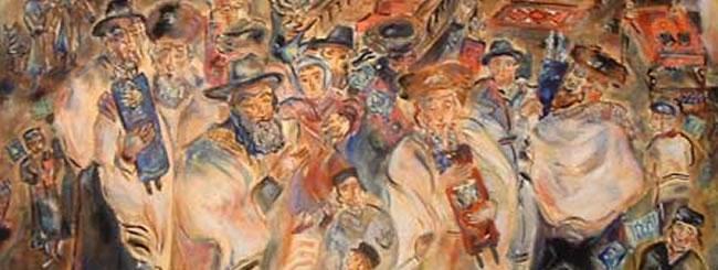 Jüdische Feiertage: Simchat Tora