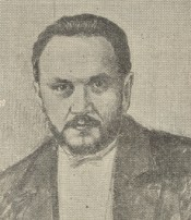Vasily Maklakov, a defense attorney for Beilis; strangely enough, his brother was the interior minister who bribed Kosorotov to testify against Beilis.