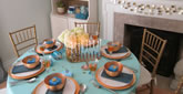 Throw a Beautiful Chanukah Party