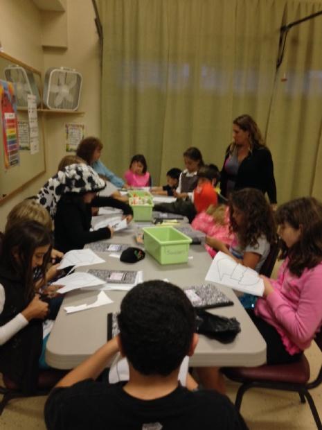 Hebrew School - Week 2