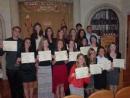 Spring 2012 Sinai Scholars