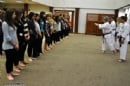 GNO: Sushi and Self Defense