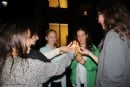 Community Havdallah in CIW