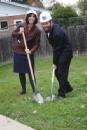 Chabad Groundbreaking
