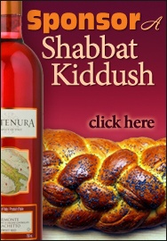 Sponsor a Kiddush