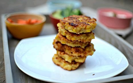 And stay tuned next week for some delicious vegetable latkes.