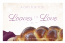 """""""Loaves of Love"""" Challah Workshop"""