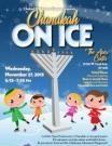 Chanukah on Ice 2014
